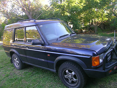 D2 Land Rover Discovery rear right door offside