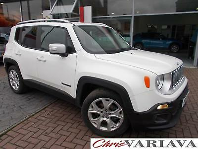 2016 jeep renegade 1 6 multijet ii limited 5dr start stop manual suv 14 picclick uk. Black Bedroom Furniture Sets. Home Design Ideas