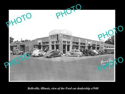 old large historic photo of indianapolis the packard car dealership c1940 aud picclick au. Black Bedroom Furniture Sets. Home Design Ideas