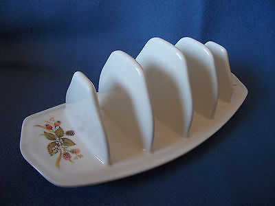 **Bargain** Pottery Toast Rack Ref V 85