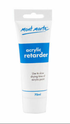 Mont Marte Acrylic Medium - Retarder 75ml