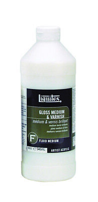 Liquitex 946ml - Gloss Medium & Varnish