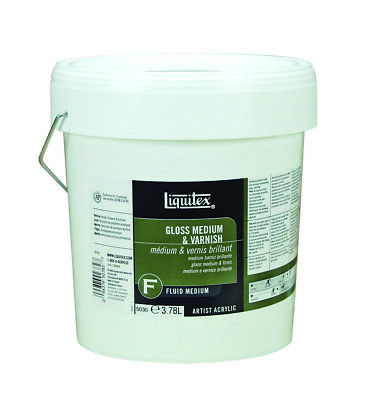 Liquitex 3.78L - Gloss Medium & Varnish