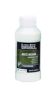 Liquitex 237ml - Matte  Medium