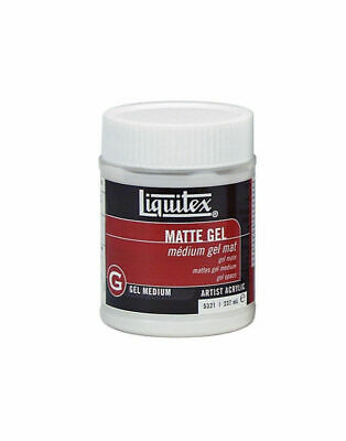 Liquitex 237ml - Matte Gel Medium
