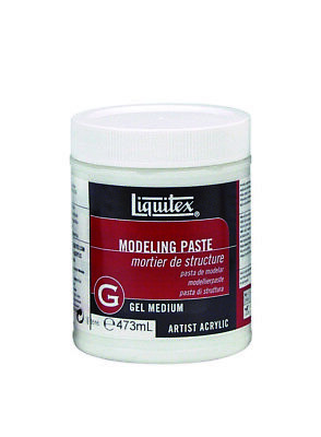 Liquitex 473ml - Modeling Paste Gel Medium