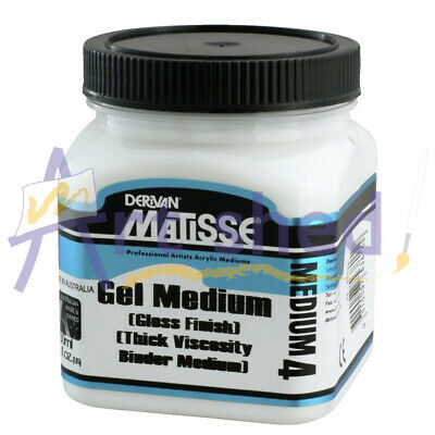 Matisse 250ml Gel Medium