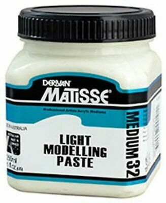 Matisse 250ml Light Modelling Paste