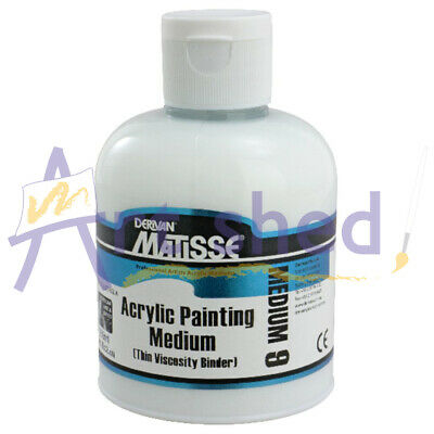Matisse 250ml Acrylic Painting Medium