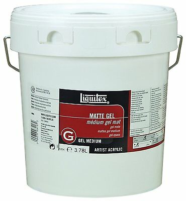 Liquitex 3.78L - Gloss Heavy Gel Medium