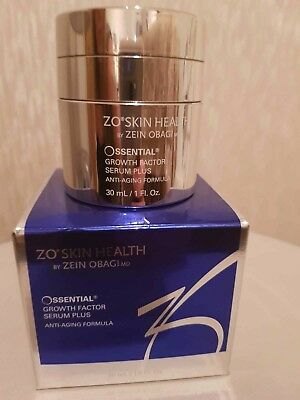 Zo Skin Health Ossential Growth Factor Serum Plus ........Anti Aging Formula