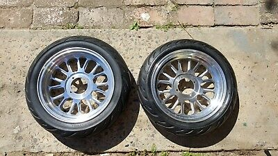 Honda Z50 1 Piece Alloy rims / wheels with tyres z50j1  z50jz gorilla monkey