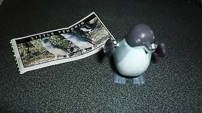Colectable Australian Yowie Toy With Papers, Little Penguin
