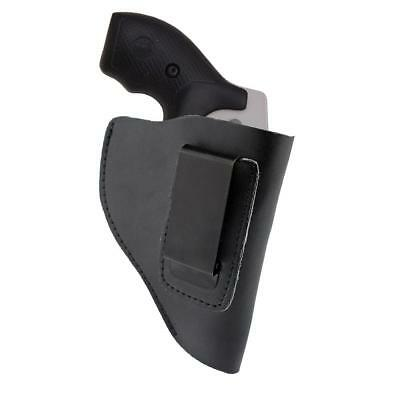 The Ultimate Leather IWB Holster for Right Hand Fits Most J Frame .38 Special