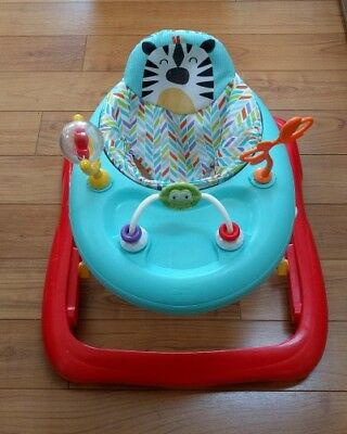 Bright Starts Pack of Pals Baby Walker 6m+