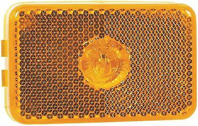 Truck Lite Co Inc Clearance/Marker, Rectangle, Yellow Yellow   14200Y