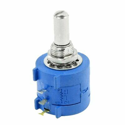 3590S-2-103L 10-Turn Rotary Wire Wound Precision Potentiometer Pot, 10K Ohm