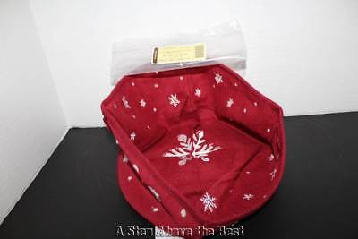 Longaberger '10 Christmas Falling Snow LINER in Falling Snow #2388027- NEW