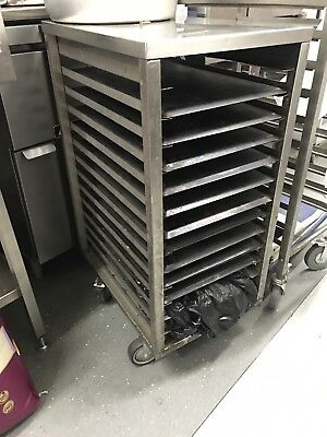Stainless Steel Racking Pizza Bakers Baking