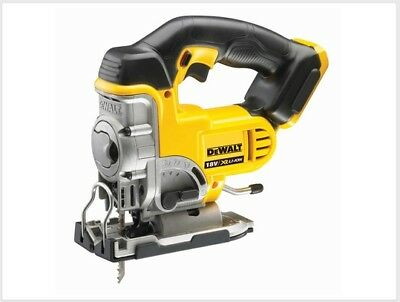 Cordless Jigsaw Dewalt 18V Lithium Ion XR Series - SKIN ONLY # DCS331N-XE 400 W