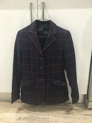 "Gorgeous Showing selection 29"" English Tweed Riding jacket (like Pretty Ponies)"