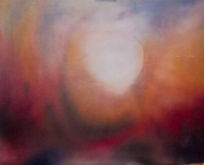"""Original Oil Painting,  Canvas, Abstract 24 x 20"""" by Kevin Richards"""