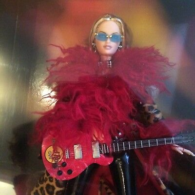 HARD ROCK CAFE Barbie Doll First in Series NRFB MINT