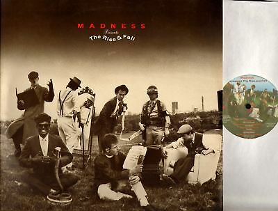 MADNESS the rise and fall (1st uk press) LP EX+/VG+ SEEZ 46 ska gatefold 1982