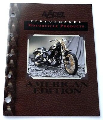 Accel Motorcycle Parts Catalog - American Edition 1997 - Harley-Davidson