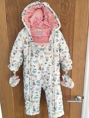 john lewis snowsuit 18-24 Months Girls