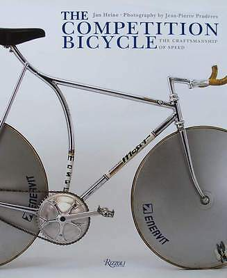 LIVRE/BOOK : LE VÉLO DE COMPÉTITION / THE COMPETITION BICYCLE vintage,course