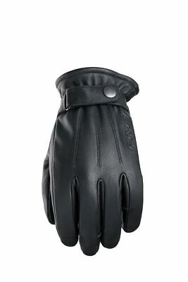 NEW FIVE FIVE5 NEVADA CUSTOM CLASSIC STYLE Motorcycle Gloves BLACK - SALE