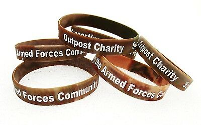 Outpost Charity Wristbands ** All Proceeds to Charity **