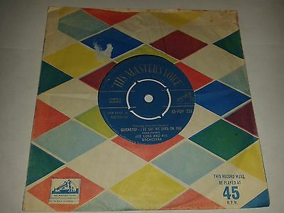 """Joe Loss And His Orchestra - """"Quickstep - I've Got My Eyes On You""""  7"""" (1960)"""