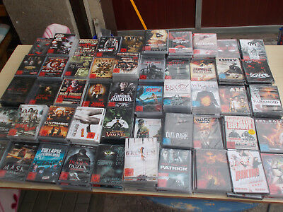 50 DVDs   Neu in Folie!