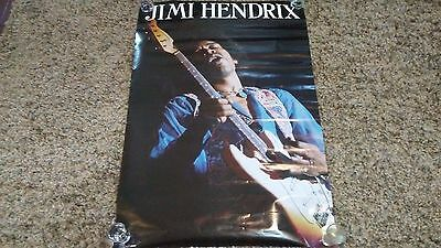 Jimi Hendrix 1987 24 x 26 Rolled Poster by Jim Marshall The Estate of Hendrix