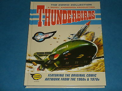 Gerry Anderson's THUNDERBIRDS:-The Classic Comic Collection(1960's-1970's) Tracy