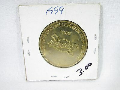 Sunoco Gas and Oil Token with Columbus Discovery of America