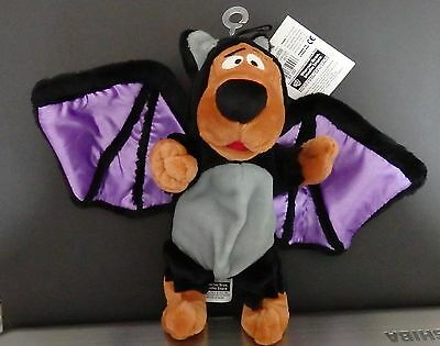 Warner Brothers Scooby Doo Halloween Bat 2000 bean bag plush figure-New-w/tag-WB