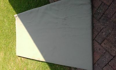 gym mat    ex school   gym  heavy duty   item fair con Camper rock and roll bed?
