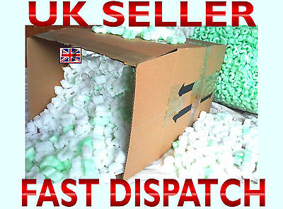 1,2 Or 3.5 Cu Ft Packing Chips/peanuts.posting Supplies,packaging,protective