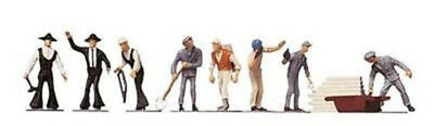 HO Faller #151011 - Construction Workers