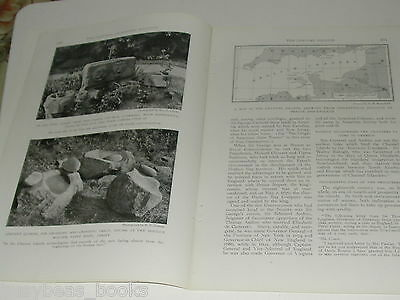 1920 magazine article on the Channel Islands, history, modern day