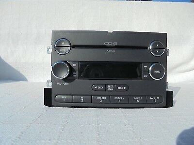 2010 Ford Expedition 6Cd Mp3 Radio Direct Fit Factory Working Radio. Oem