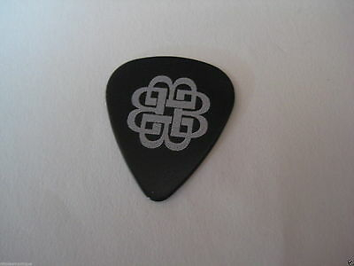 Breaking Benjamin Logo Only Guitar Pick Black/Silver Rare