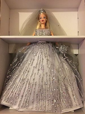 Limited edition, Millennium bride barbie doll NRFB
