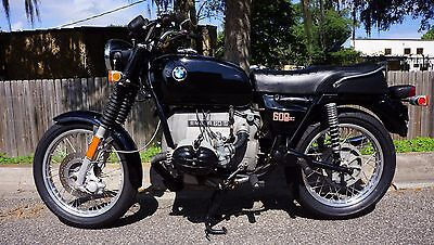 1975 BMW R-Series  '1975' BMW R60/6 Motorcycle (just restored) New Reserve!