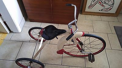 CCM kids triangle antique bicycle circa 1930