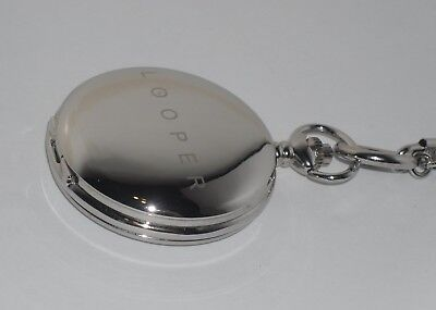 Promotional Looper Joe's Pocket Watch - limited edition Movie release Promo