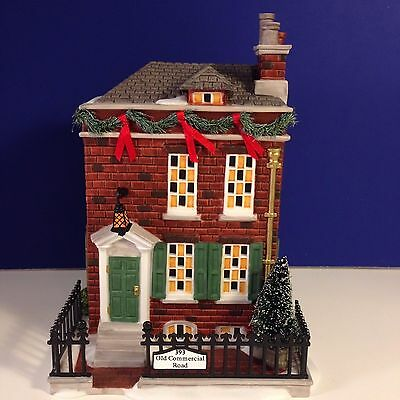 Dept 56 Dickens Village DICKENS' BIRTHPLACE w/ box Combine Shipping!